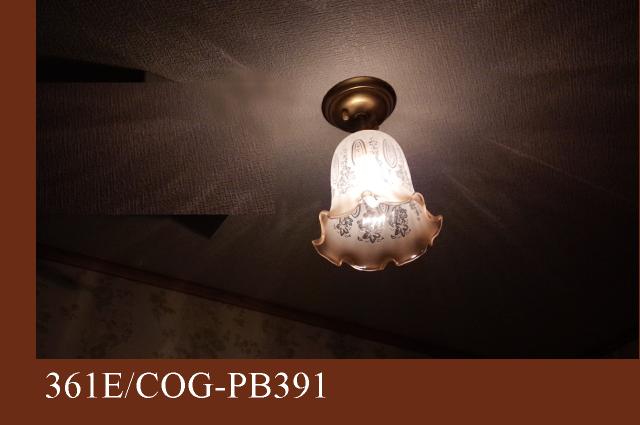 コンコルディア照明の天井灯の人気商品|361E/COG-PB391