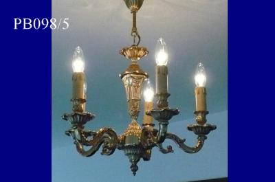 コンコルディア照明のシャンデリアの人気商品|PB098/5