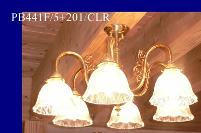 コンコルディア照明のシャンデリアの人気商品|PB441F/5+201/CLR