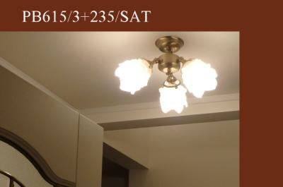 コンコルディア照明の天井灯の人気商品|PB615/3+235/SAT