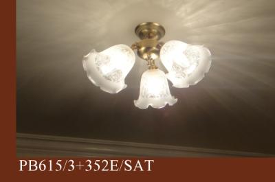 コンコルディア照明の天井灯の人気商品|PB615/3+352E/SAT
