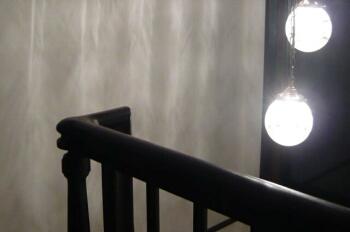 階段の照明の施工例