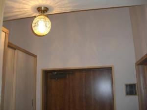 玄関ホールの天井に人気のシーリングライト106ecog-pb393