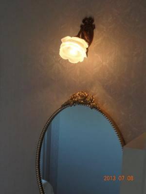 洗面鏡とブラケット照明 w-m31-wf323+237sat-04.jpg