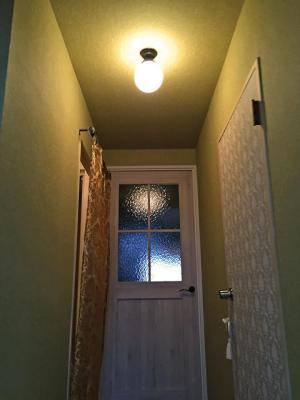 """玄関照明としてアンティーク調でシンプルな天井灯106mat-pb393z"""""""