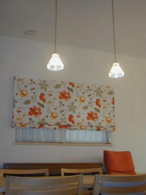 食卓のペンダントライト照明-477clr-