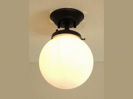 PB393/Zを使った、組合せ式の天井灯