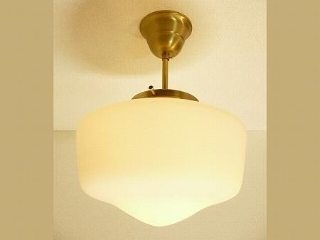 PB394/Hを使った、組合せ式の天井灯