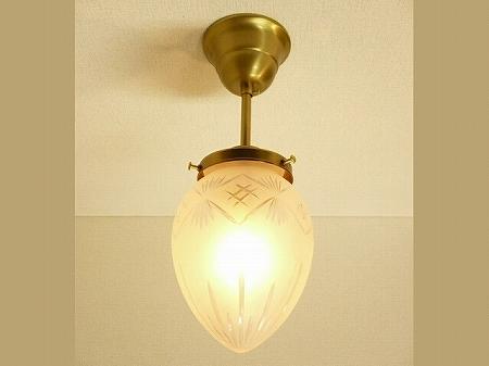 PB393/Hを使った、組合せ式の天井灯
